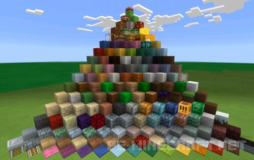 Текстура Fun Craft для Minecraft PE 0.11.1