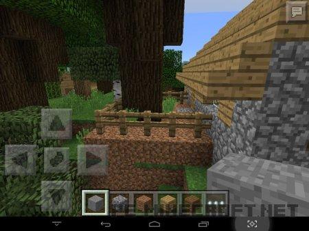 """Сид """"Деревня, среди деревьев"""""""