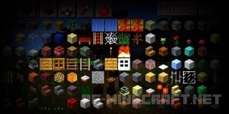 TooManyItems (ToolBox) для Minecraft PE 0.12.1/0.12.2/0.12.3