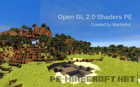 Шейдеры Open GL 2.0 PE [Performance Update]