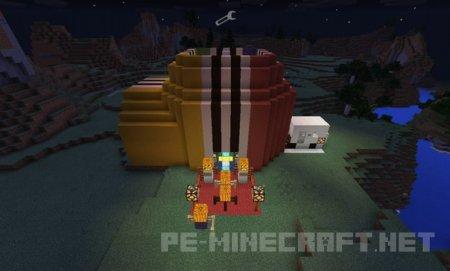 Карта CLUB 2.0 для Minecraft PE