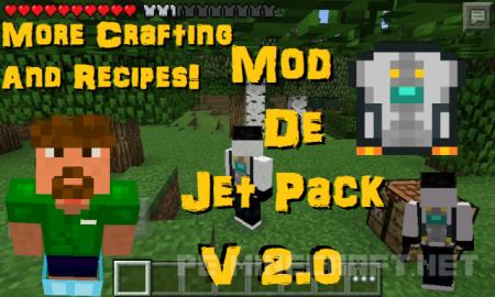 Мод Super JetPack [0.11.1]