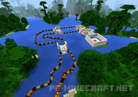 Карта Boat Training [Minigame]
