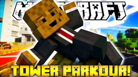 Карта Tower Parkour [1.8.8]