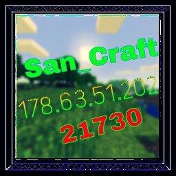 Сервер SanCraft 0.11.1