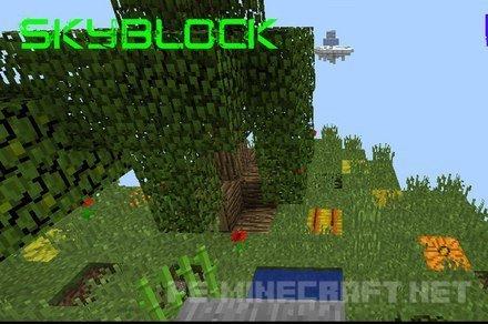 Очередной SkyBlock для версий [0.12.x]