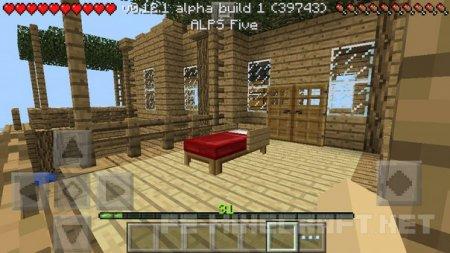 """Карта """"Дом с двумя балконами"""" [0.12.1]"""
