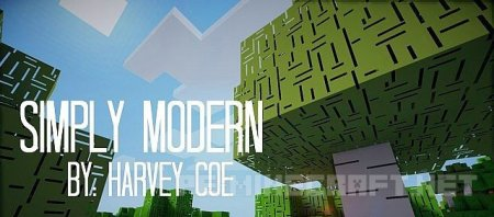 Текстуры Simply Modern [1.8.8]