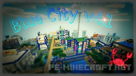 Карта [Creations] - Blue City v4.1.1