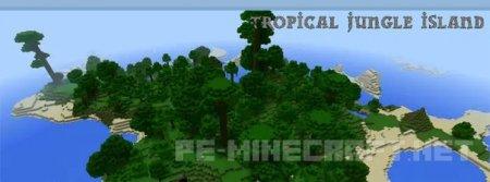 Тропический остров с джунглями [0.12.1]