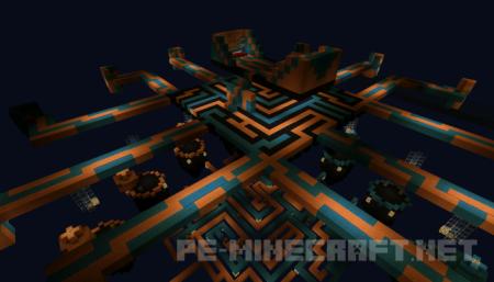Новая карта TRON Skyward [PvP]