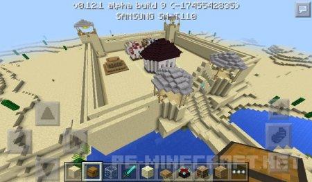 """Карта """"Castle"""" для 0.12.1"""