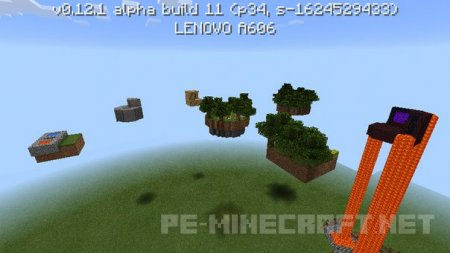 Карта Sky Islands 0.12.1