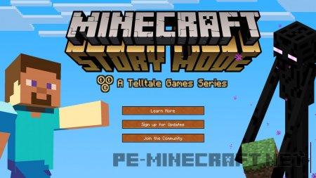 Бета-версия Minecraft: Story Mode уже близко!