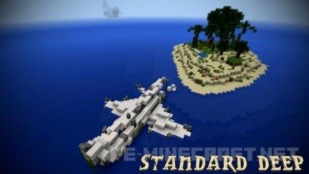 Карта Standard Deep [0.12.1]