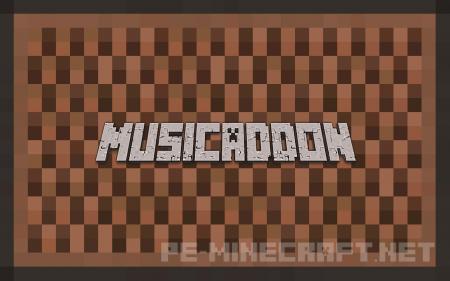 Аддон на музыку [PE 0.12.1]