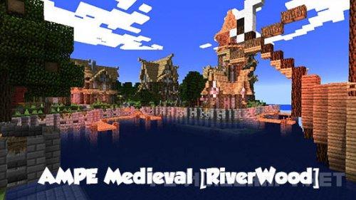 Карта AMPE Medieval [0.12.1]