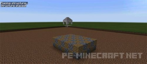 Мод Portable Structures [0.12.1]