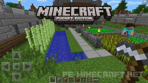 Minecraft Pocket Edition 0.13.1, 0.13.2 Релиз!