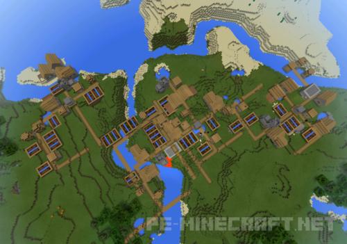 Сид на 4 деревни [0.13.0]