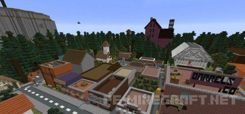 Карта Gravity Falls [0.13.0]