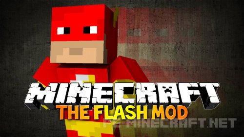 Мод The Flash [0.13.0]