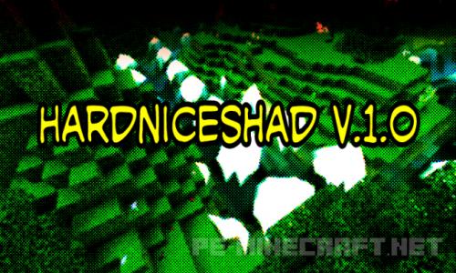 """Шейдеры """"HardNiceShad"""" [0.13.1]"""