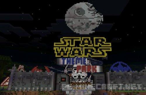 """Карта """"Star Wars Theme"""""""