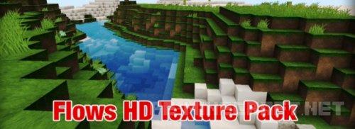 "Текстуры ""Flows HD"" [0.14.0]"