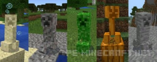 Мод Comuflaged Creeper [0.14.0]