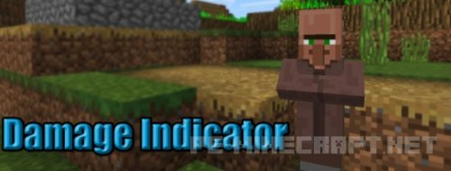 Мод Dmg Indicator [0.14.0]