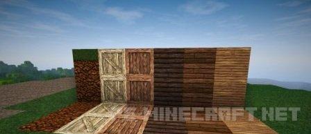 Текстуры BufyCraft для Minecraft 1.9
