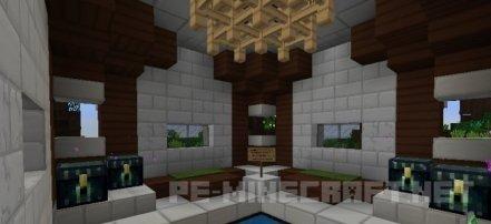 Текстуры Lidrith 3D для Minecraft 1.9