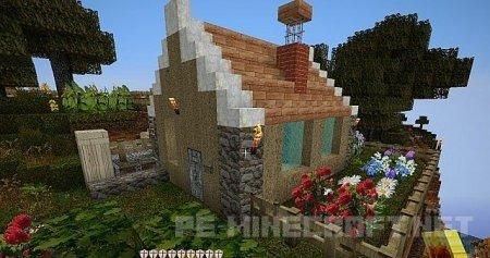 Текстуры MojoCraft HD для Minecraft 1.9