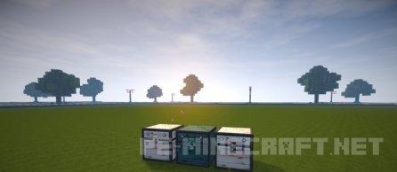 Текстуры DEM [128x] для Minecraft 1.9
