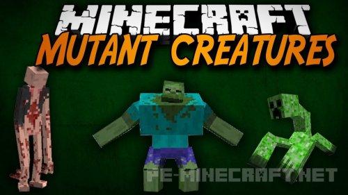 Мод Mutant Creatures [0.14.0]