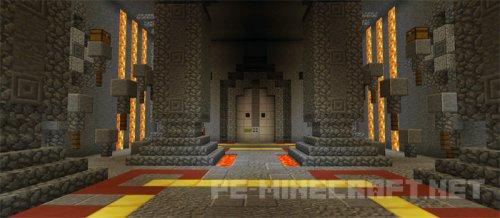 Карта Tomb Crafter 3 для MCPE [0.14.0]