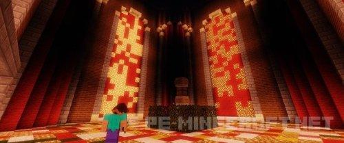 Обзор игрового Minecraft сервера HardCore 1.8