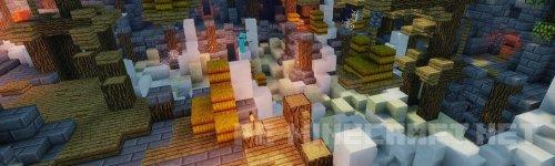 Обзор игрового Minecraft сервера на выживание Minedex 1.8