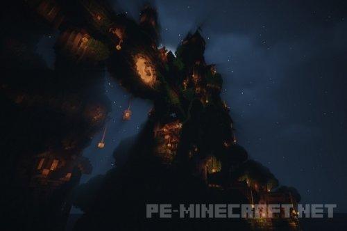 Шейдеры TME для Minecraft 1.8
