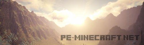 Шейдеры Континиум для Minecraft 1.8