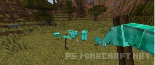 Текстуры Defaulistic [64x64] для Minecraft 1.9