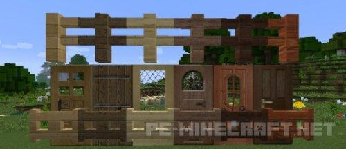 Реалистичный пак текстур - RealCW для Minecraft 1.9