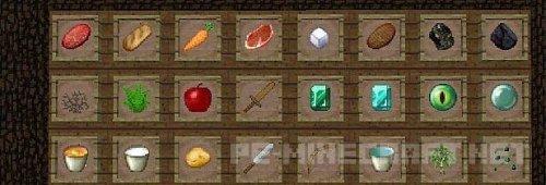 Текстуры средневековья Jalele для Minecraft 1.9