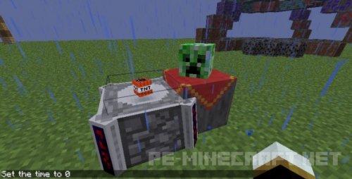 Мод Blood Magic для Minecraft 1.9