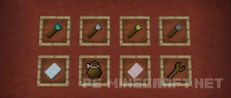 Мод на Украшения для дома для Minecraft 1.9