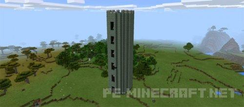 Интересный мод Battle Towers