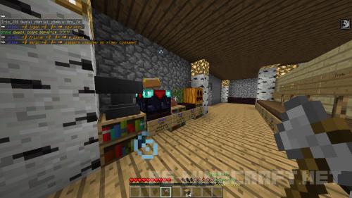 Сервер для Minecraft PE Green Life 0.14.0