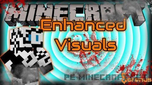 Мод Enhanced Visuals для Mineraft 1.9