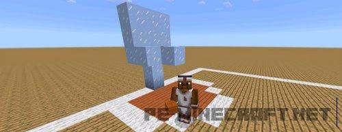 Мод Баскетбол для Minecraft PE 0.14.1